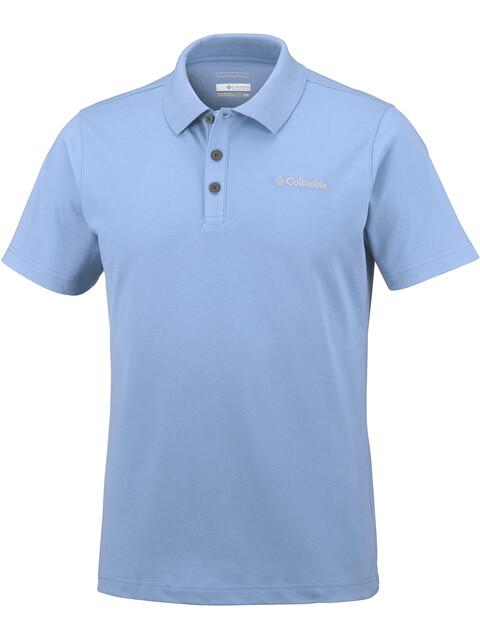 Columbia Elm Creek - T-shirt manches courtes Homme - bleu